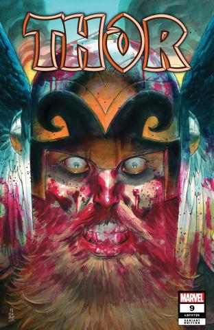 Thor #9 (Klein Cover)