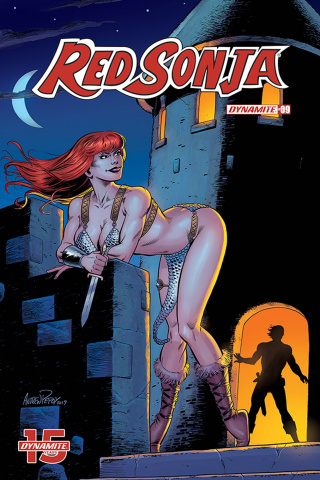 Red Sonja #9 (10 Copy Q Seduction Cover)