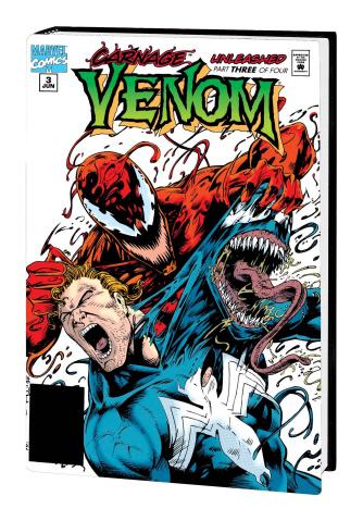 Venomnibus Vol. 1 (Wildman Cover)