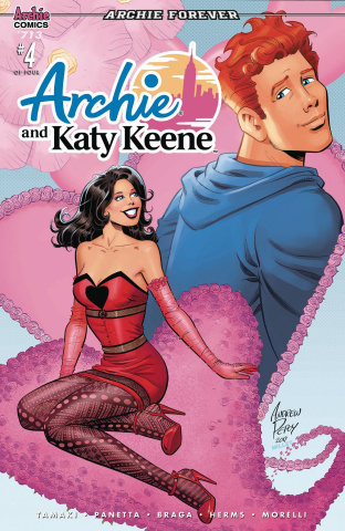 Archie #713 (Archie & Katy Keene Pt 4 Pepoy Cover)