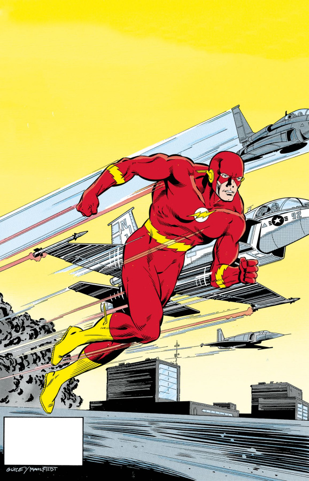 The Flash #1 (Dollar Comics)