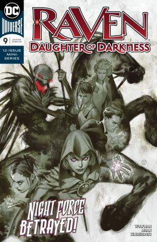 Raven: Daughter of Darkness #9