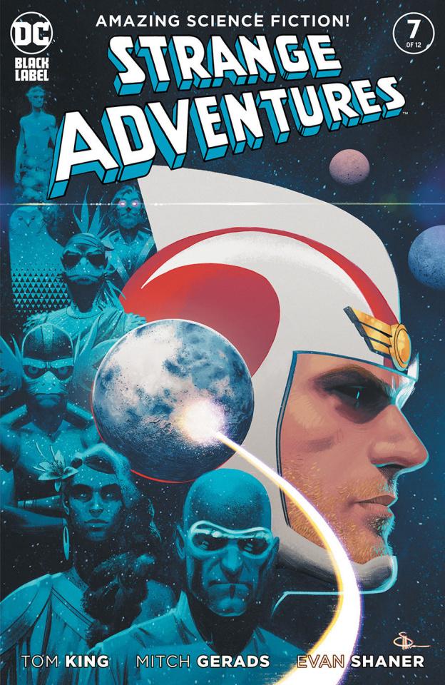 Strange Adventures #7 (Evan Doc Shaner Cover)