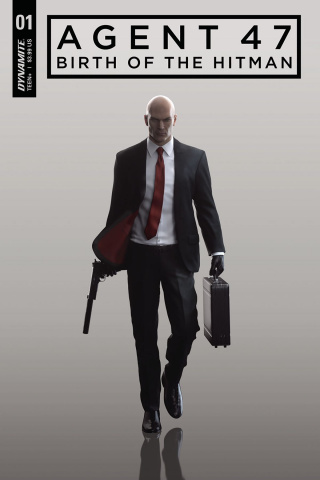 Agent 47: Birth of the Hitman #1 (Gameplay Cover)