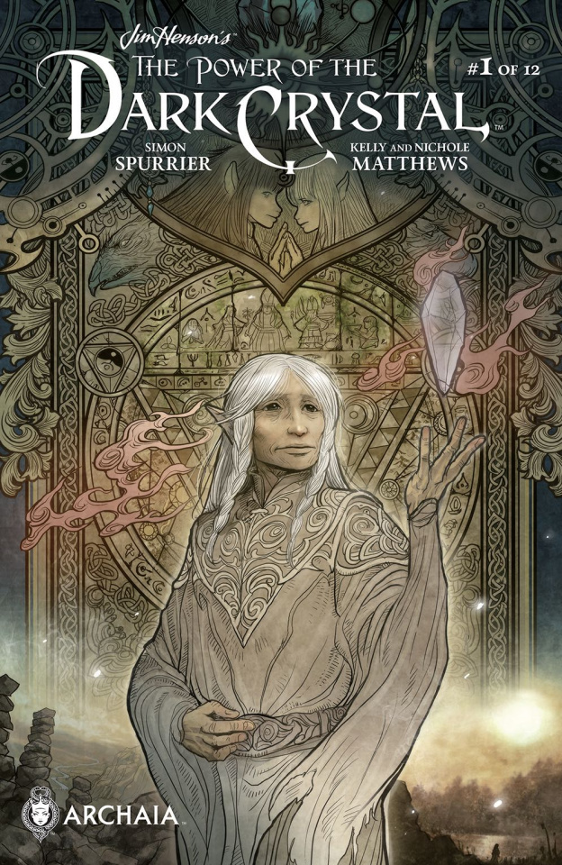 The Power of the Dark Crystal #1 (Subscription Cover)