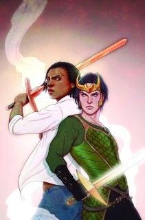 Loki: Agent of Asgard #4 (2nd Printing)