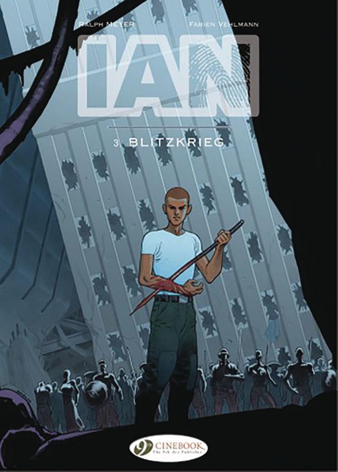 Ian Vol. 3: Blitzkrieg