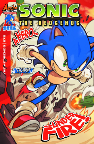 Sonic the Hedgehog #272