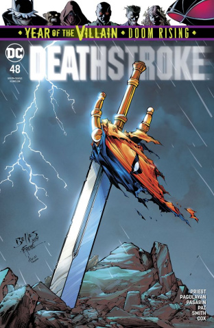 Deathstroke #48 (Year of the Villain)