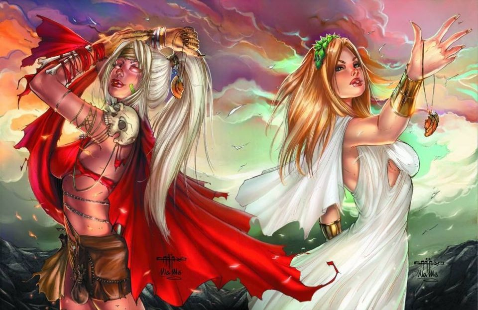 Grimm Fairy Tales: Myths & Legends #22
