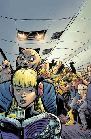 The New Mutants: Dead Souls #3