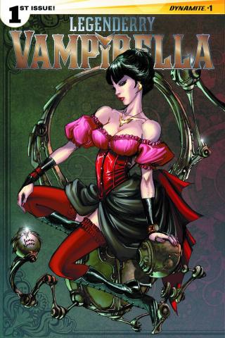 Legenderry: Vampirella #1