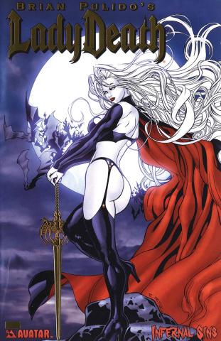 Lady Death: Infernal Sins (Gold Foil)