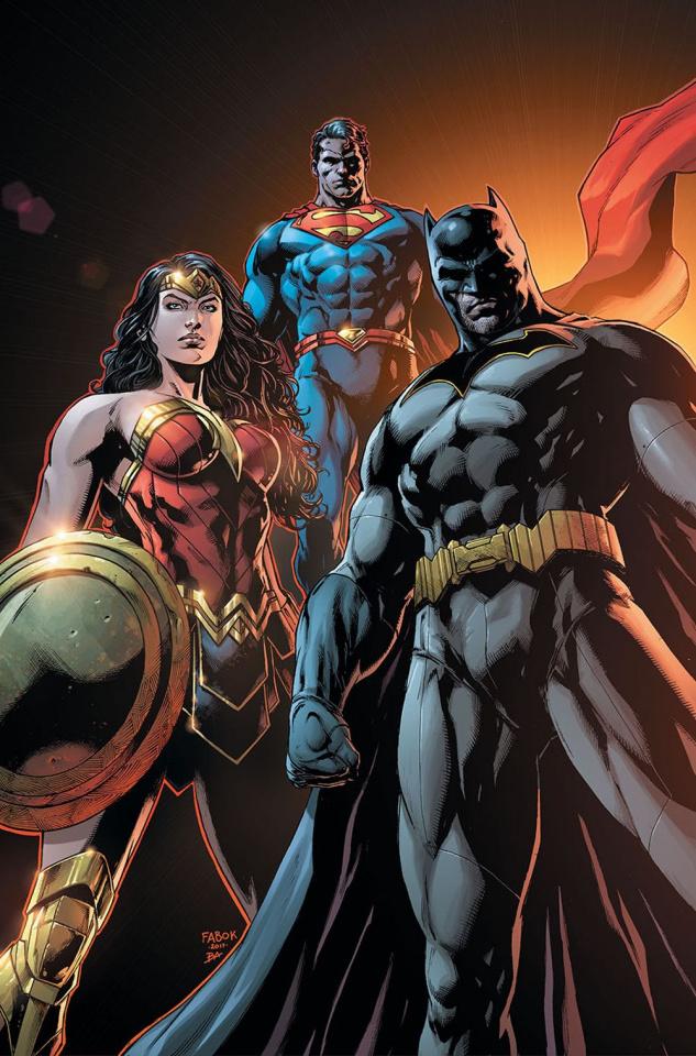 Trinity #16 (Variant Cover)