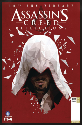 Assassin's Creed: Reflections #1 (Polygon Cover)