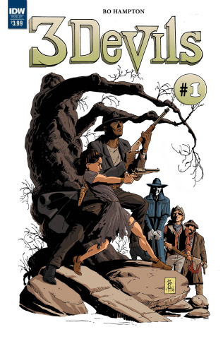 3 Devils #1
