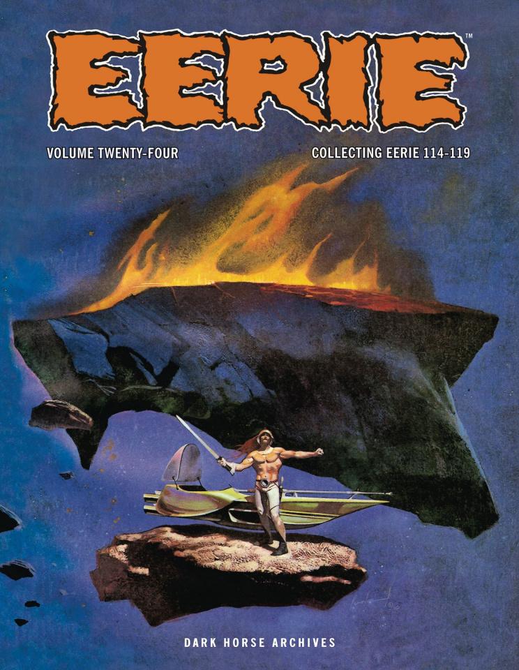 Eerie Archives Vol. 24