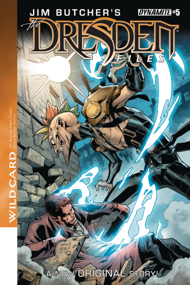 The Dresden Files: Wild Card #5