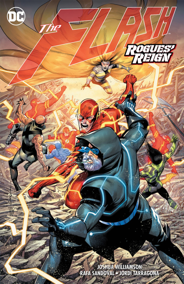 The Flash Vol. 13: Rogues' Reign