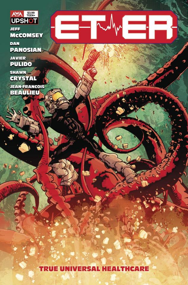 ET-ER #1 (Deodato Jr. Cover)