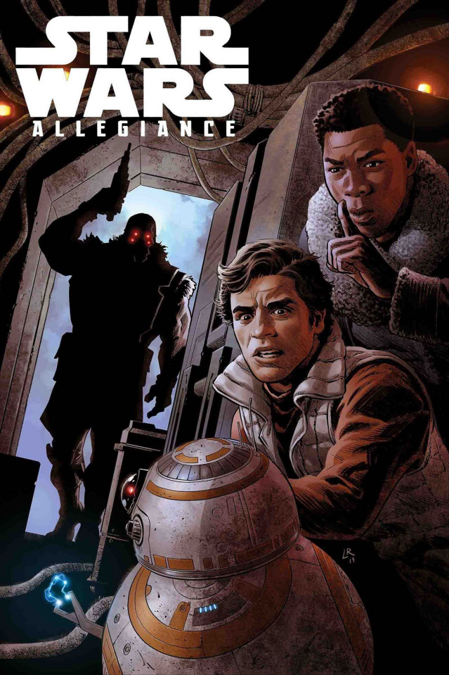 Journey to Star Wars: The Rise of Skywalker - Allegiance #2 (Ross Cover)