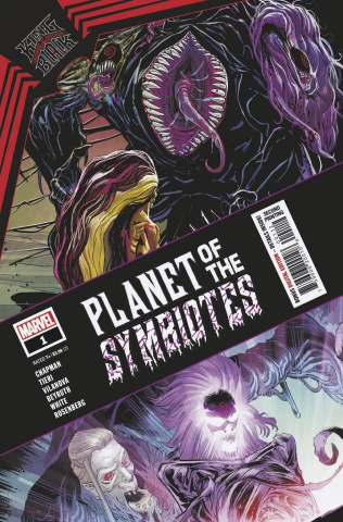 King in Black: Planet of the Symbiotes #1 (2nd Printing)