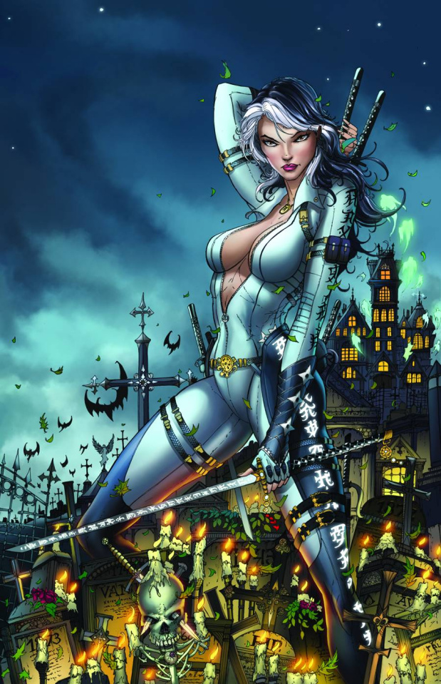 Grimm Fairy Tales #85 (Tyndall Cover)