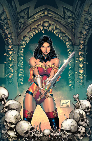 Grimm Fairy Tales #46 (Salazar Cover)