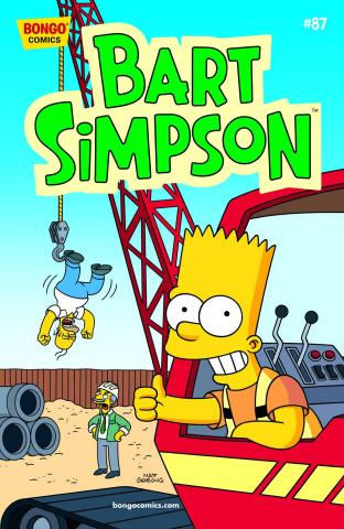 Bart Simpson Comics #87