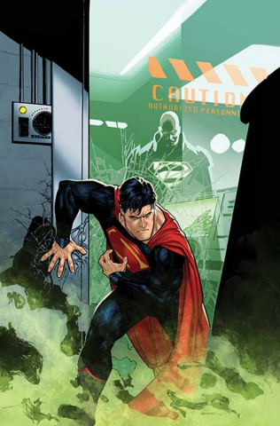 Action Comics #959 (Variant Cover)