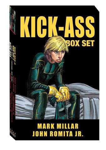 Kick-Ass (Box Set)