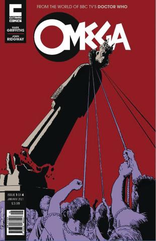Omega #1 (Ridgway Cover)