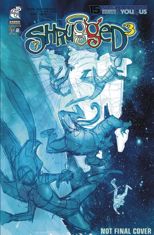 Shrugged #2 (Gunnell Cover)