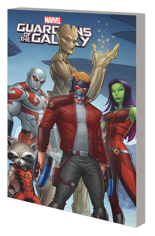 Marvel Universe: Guardians of the Galaxy Vol. 6 (Digest)