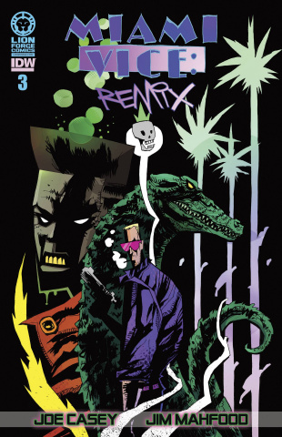 Miami Vice: Remix #3