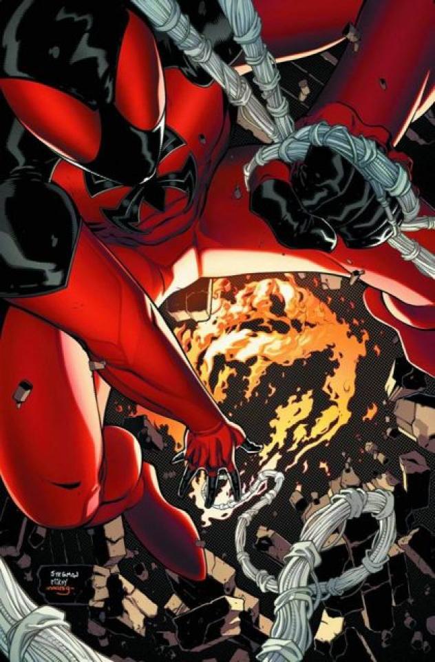 Scarlet Spider #2 (2nd Printing)