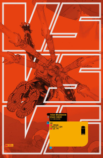 VS #2 (Ribic & Muller Cover)
