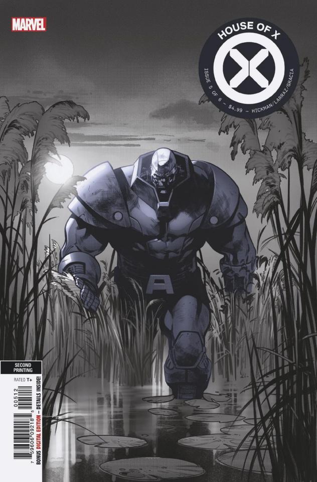 House of X #5 (Larraz 2nd Printing)