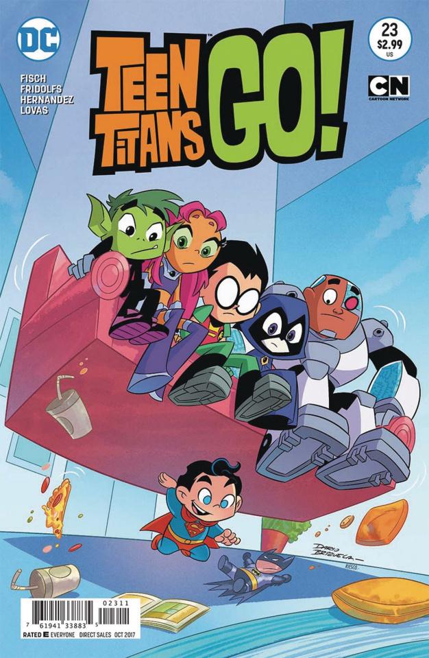 Teen Titans Go! #23