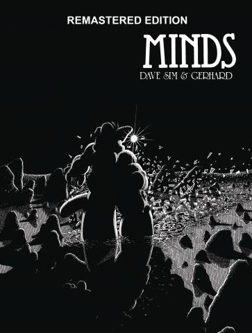 Cerebus Vol. 10: Minds (Remastered Edition)