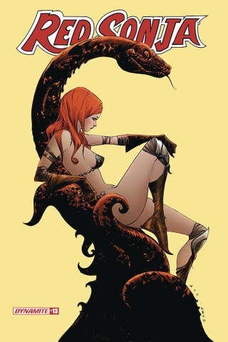 Red Sonja #13 (Jae Lee Cover)