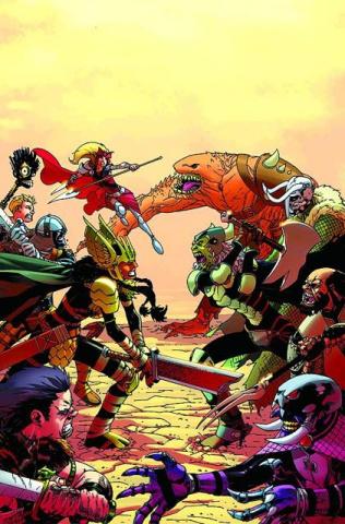 New Mutants #32