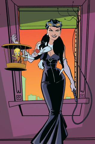 Catwoman / Tweety & Sylvester Special #1 (Variant Cover)
