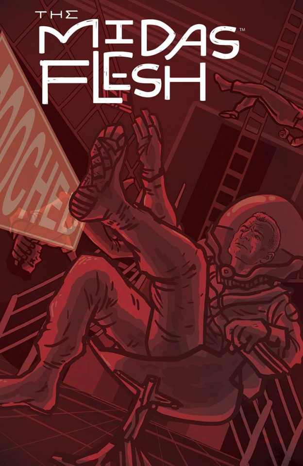 The Midas Flesh #5