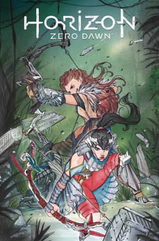 Horizon: Zero Dawn #4 (Momoko Cover)
