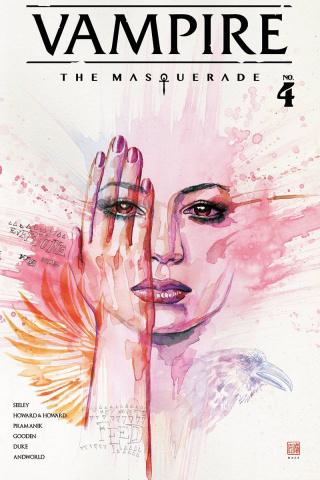 Vampire: The Masquerade #4 (Mack Cover)