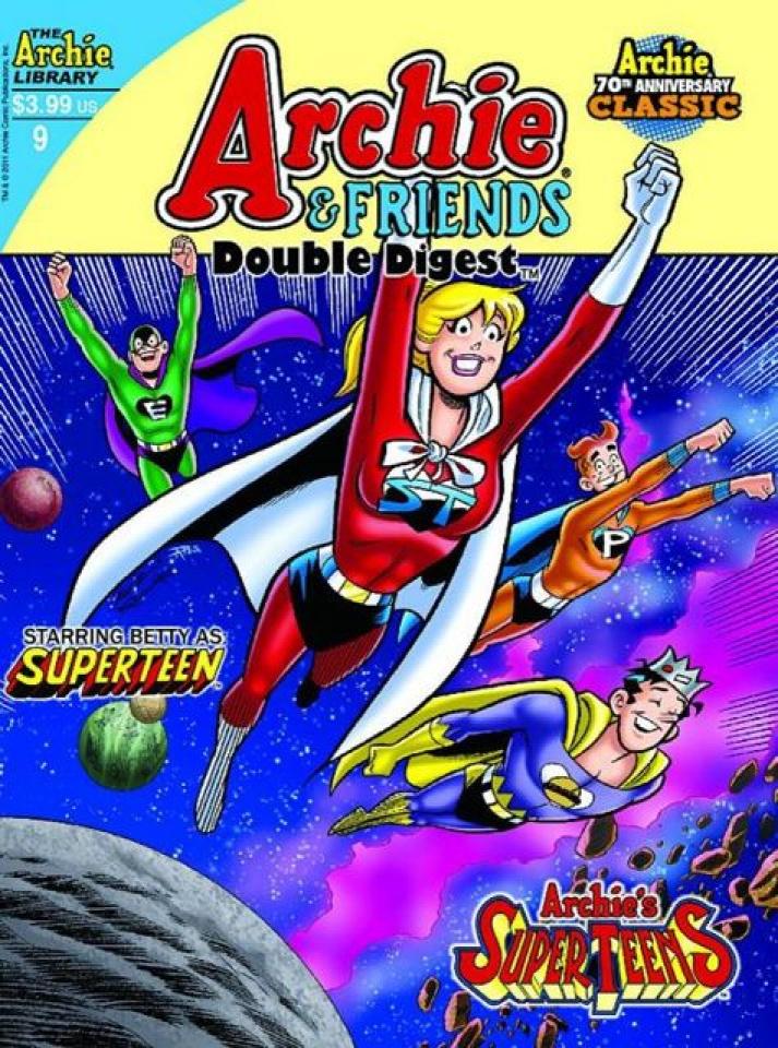 Archie & Friends Double Digest #9