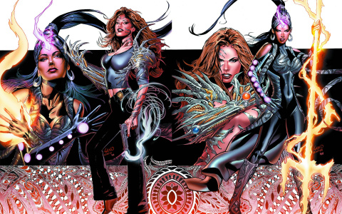Devi / Witchblade (Limited Edition Land Cover)