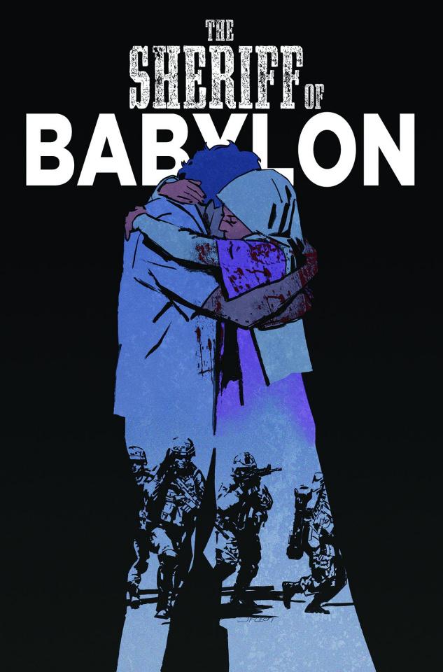 The Sheriff of Babylon #11