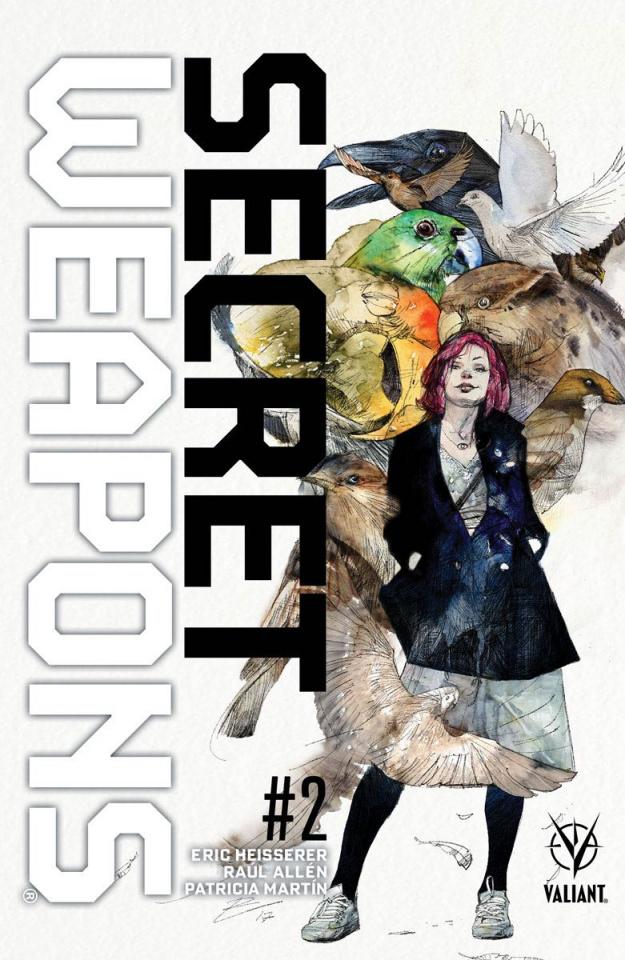 Secret Weapons #2 (20 Copy La Torre Cover)
